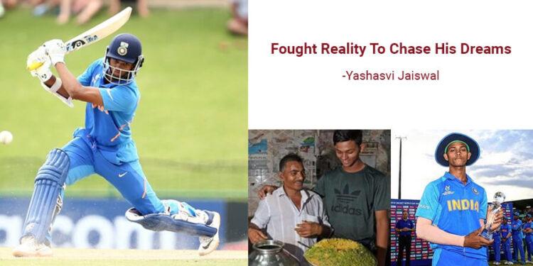 Yashasvi Jaiswal: Fought Reality To Chase His Dreams