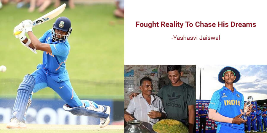 Yashasvi Jaiswal: Fought Reality To Chase His Dreams
