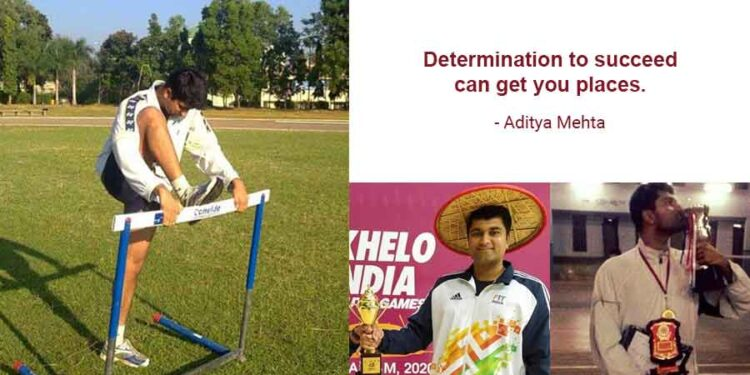 Determination to succeed can get you places