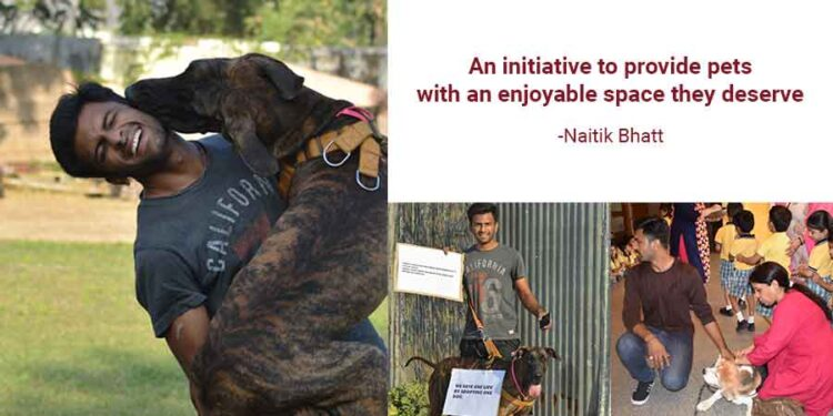 An Initiative to provide pets with an enjoyable space they deserve