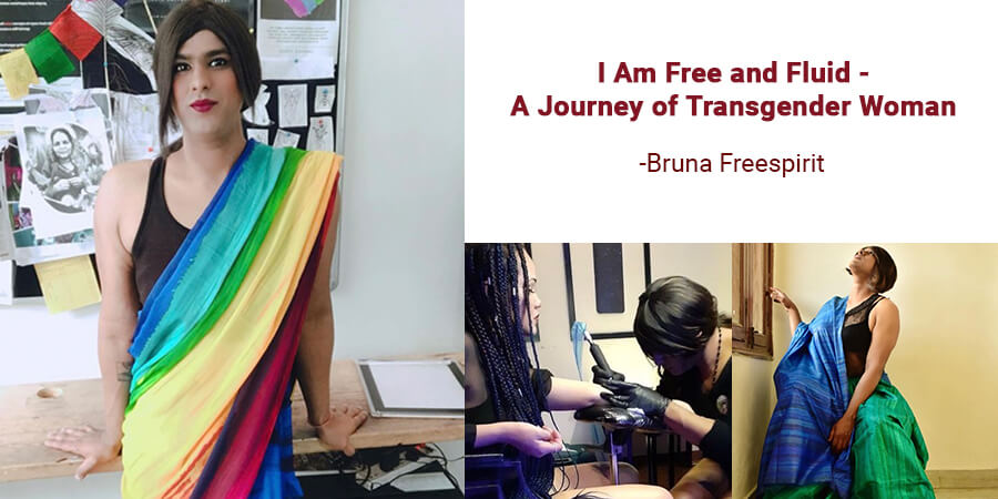 I Am Free and Fluid – a Journey of Transgender Woman
