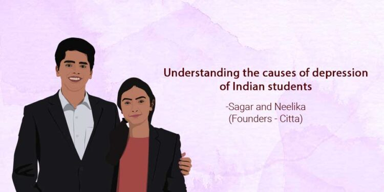Understanding the causes of depression of Indian students | Citta foundation