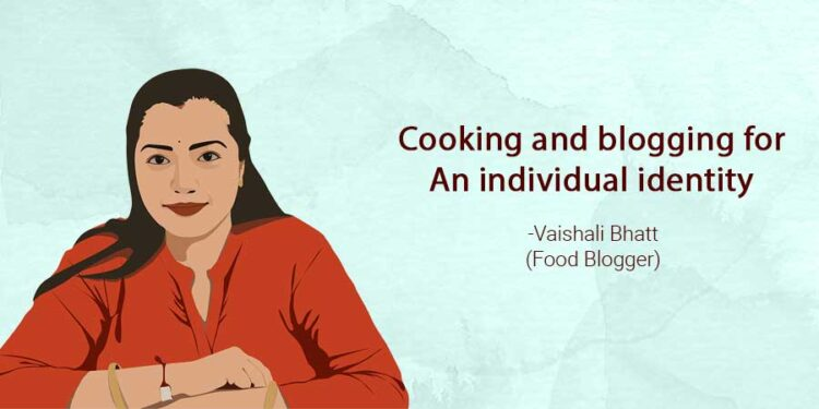 Cooking and Blogging for an Individual Identity